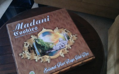 Madani Cookies